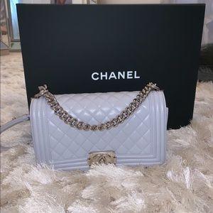 Chanel Boy Bag Medium